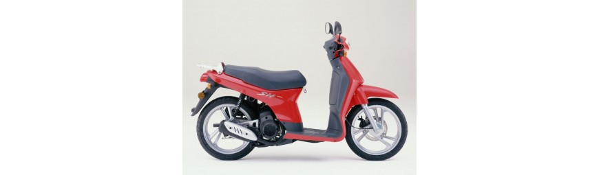 SCOOPY 50 (SH50) 96-01