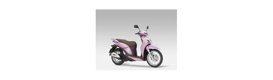 SCOOPY SH125 MODE (ANC125) 14-