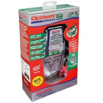 CARGADOR OPTIMATE LFP LITHIUM