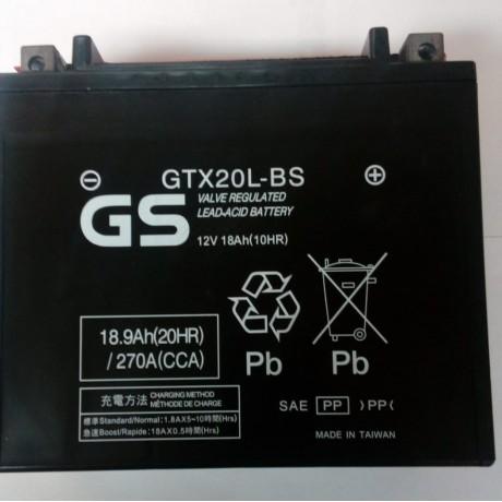 BATERIA GS GTX20L-BS