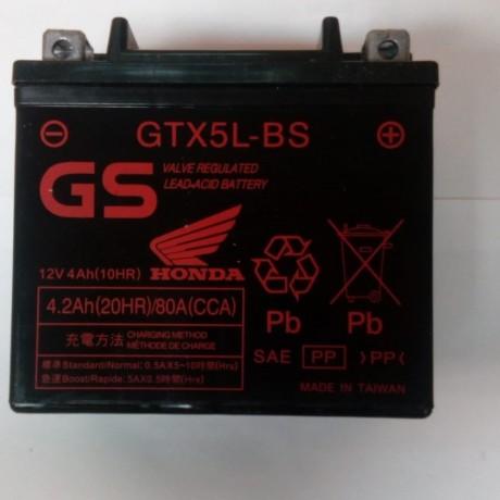 BATERIA HONDA GTX5L-BS