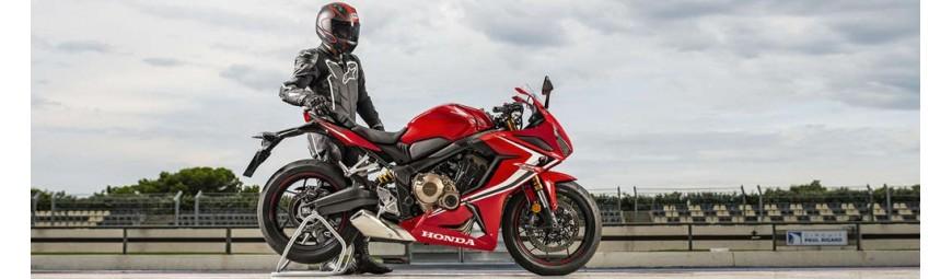 Motos de 501 a 750cc